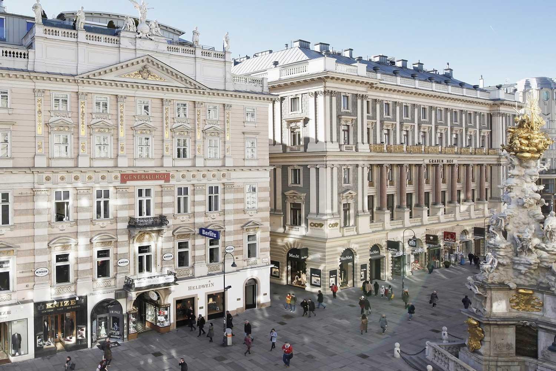 Generali Hof in Wien